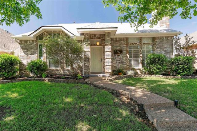1129 Emily Lane, Carrollton, TX 75010 (MLS #14073710) :: The Heyl Group at Keller Williams