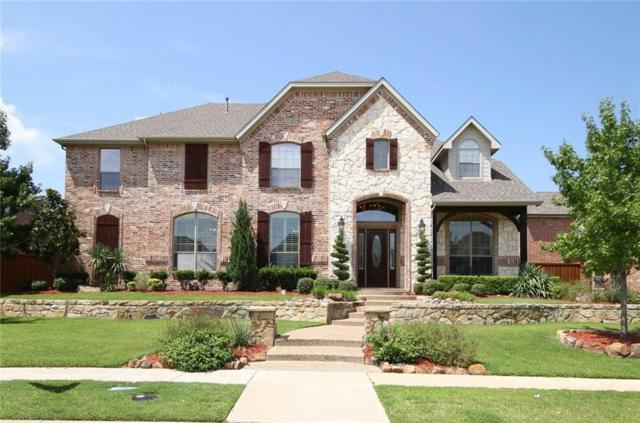 3652 Bloomfield Lane, Frisco, TX 75033 (MLS #14073736) :: Kimberly Davis & Associates