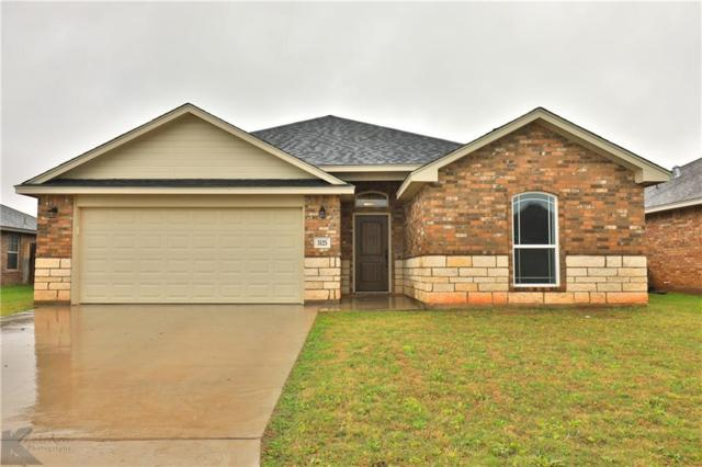 3125 Paul Street, Abilene, TX 79606 (MLS #14073743) :: The Hornburg Real Estate Group