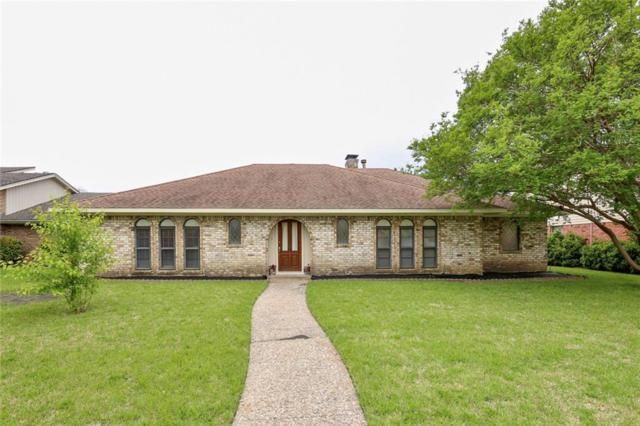 402 Fieldwood Drive, Richardson, TX 75081 (MLS #14073769) :: RE/MAX Landmark