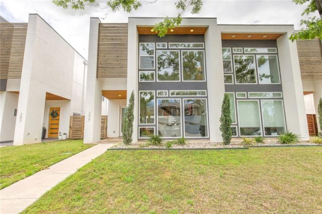 209 Adrian Drive, Fort Worth, TX 76107 (MLS #14073921) :: The Mitchell Group