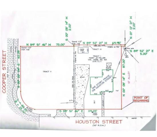 708 Houston Street, Arlington, TX 76012 (MLS #14074014) :: The Heyl Group at Keller Williams