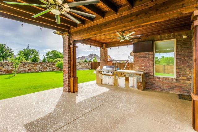 6104 Cedar Sage Trail, Flower Mound, TX 76226 (MLS #14074021) :: The Real Estate Station