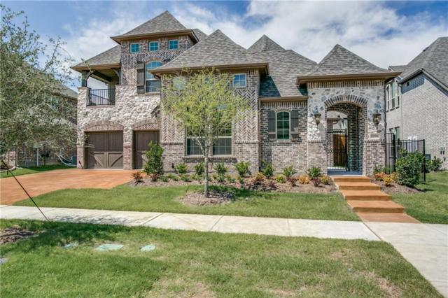 13196 Strike Gold, Frisco, TX 75035 (MLS #14074040) :: RE/MAX Town & Country