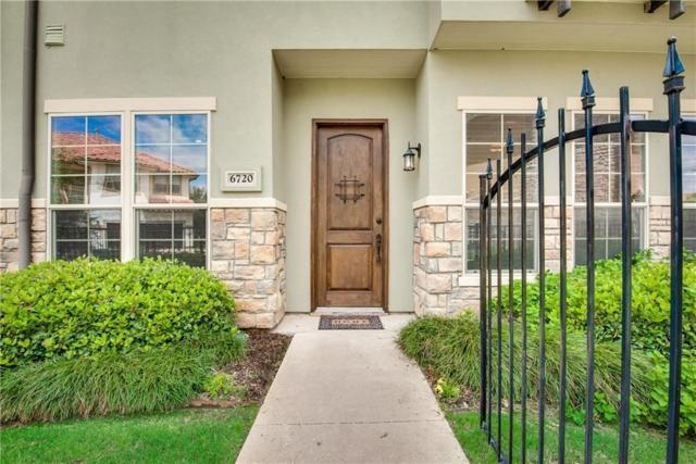 6720 San Roque #38, Irving, TX 75039 (MLS #14074071) :: Team Hodnett