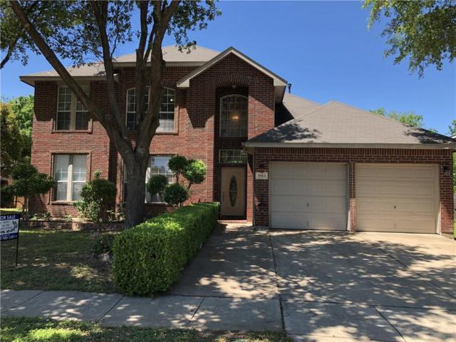 5913 Iris Drive, Haltom City, TX 76137 (MLS #14074088) :: The Hornburg Real Estate Group