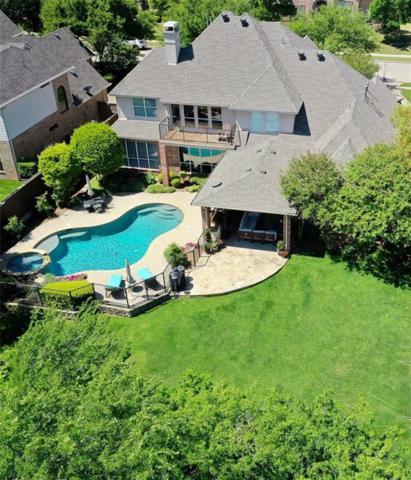 6030 Dripping Springs Drive, Frisco, TX 75034 (MLS #14074137) :: Kimberly Davis & Associates