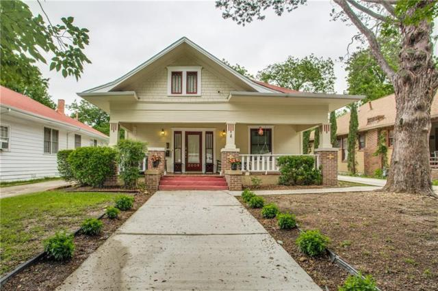 2009 Fairmount Avenue, Fort Worth, TX 76110 (MLS #14074149) :: The Mitchell Group