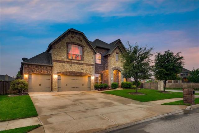 1200 Hayfield Street, Roanoke, TX 76262 (MLS #14074184) :: Potts Realty Group