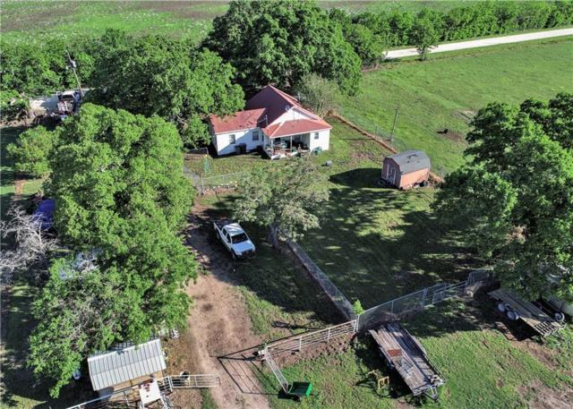 1296 Hcr 3373, Hubbard, TX 76648 (MLS #14074206) :: RE/MAX Town & Country