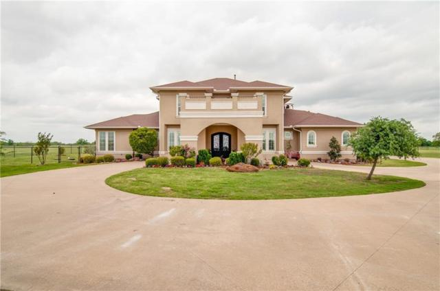 198 Pecan Valley Court, Sherman, TX 75090 (MLS #14074382) :: RE/MAX Town & Country