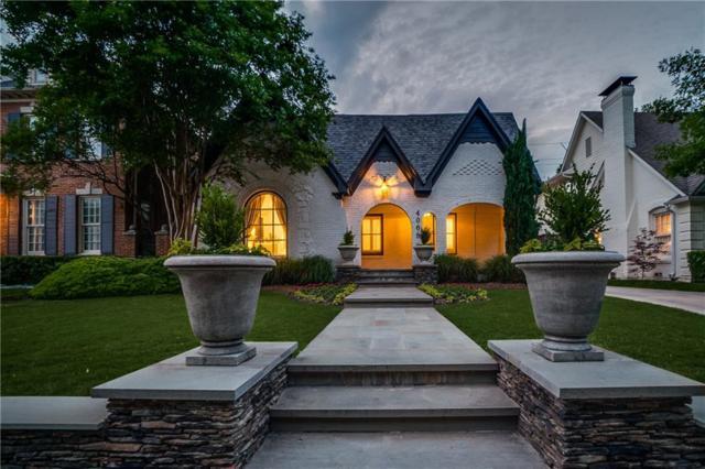 4068 Amherst Avenue, University Park, TX 75225 (MLS #14074431) :: Robbins Real Estate Group