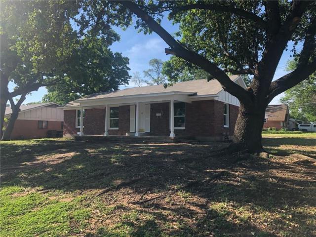 7159 Yolanda Drive, Fort Worth, TX 76112 (MLS #14074501) :: The Hornburg Real Estate Group