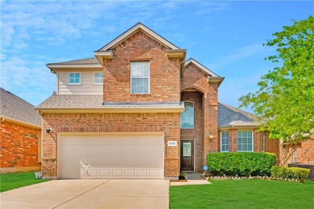 1345 Constance Drive, Fort Worth, TX 76131 (MLS #14074516) :: The Hornburg Real Estate Group