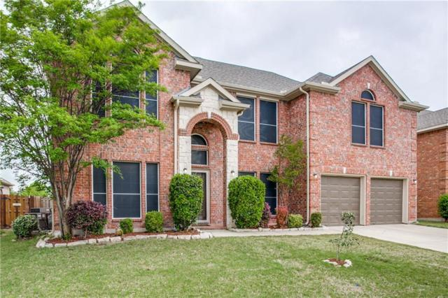 126 Monticello Drive, Mansfield, TX 76063 (MLS #14074553) :: The Tierny Jordan Network