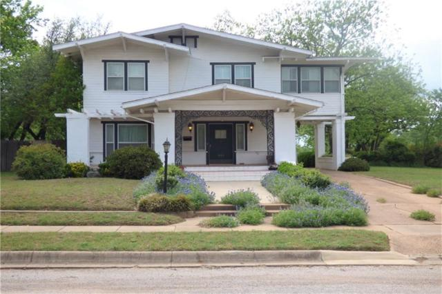 201 S Oaklawn Avenue, Eastland, TX 76448 (MLS #14074559) :: RE/MAX Town & Country