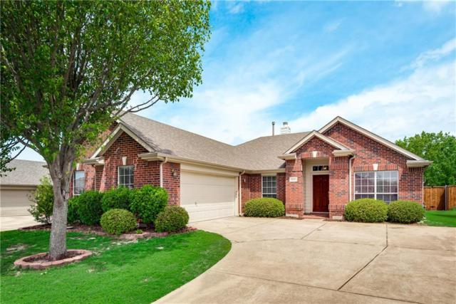 1521 Edgewater Drive, Allen, TX 75002 (MLS #14074592) :: The Rhodes Team