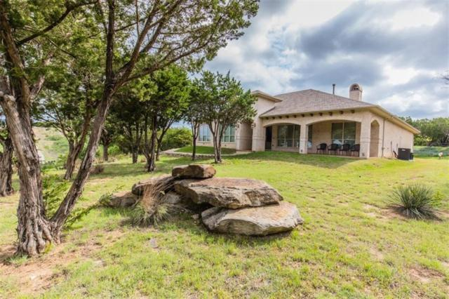 3205 Canyon Wren Loop, Possum Kingdom Lake, TX 76449 (MLS #14074614) :: The Heyl Group at Keller Williams