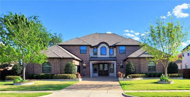1005 Brockhurst Lane, Allen, TX 75013 (MLS #14074707) :: The Rhodes Team