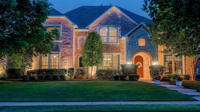1110 Twin Oaks Drive, Prosper, TX 75078 (MLS #14074796) :: Kimberly Davis & Associates