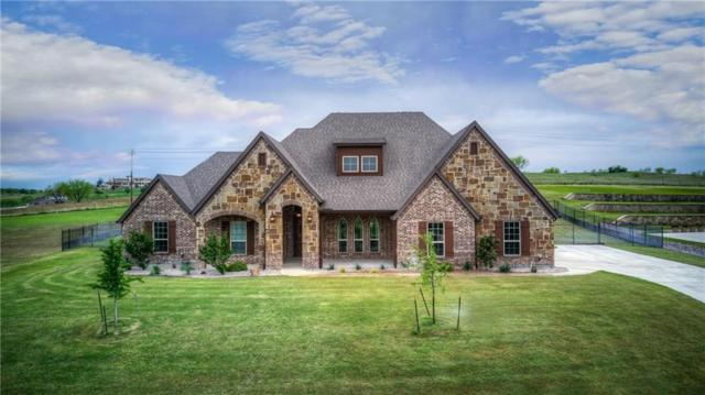 212 Bearclaw Circle, Aledo, TX 76008 (MLS #14074825) :: RE/MAX Town & Country