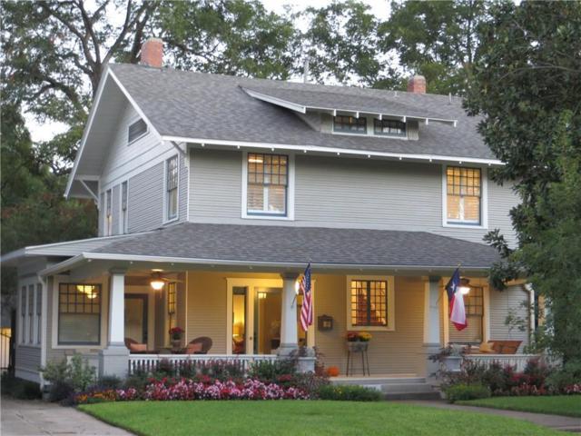 4912 Worth Street, Dallas, TX 75214 (MLS #14074910) :: Robbins Real Estate Group