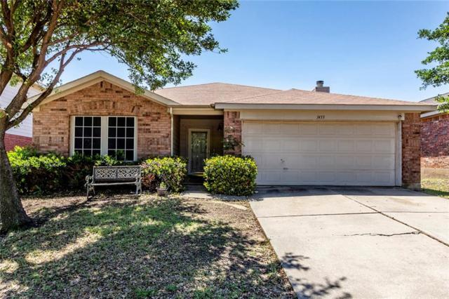 1433 Ridgecrest Drive, Little Elm, TX 75068 (MLS #14074935) :: The Hornburg Real Estate Group