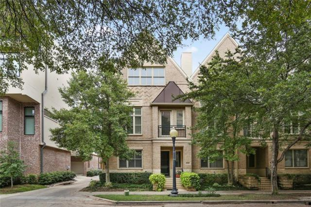 2308 Worthington Street, Dallas, TX 75204 (MLS #14074971) :: The Rhodes Team