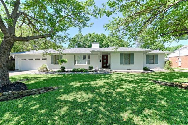3055 Phyllis Lane, Farmers Branch, TX 75234 (MLS #14075003) :: The Hornburg Real Estate Group
