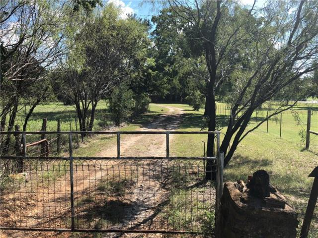 3201 Highway 180 W, Mineral Wells, TX 76067 (MLS #14075015) :: RE/MAX Town & Country