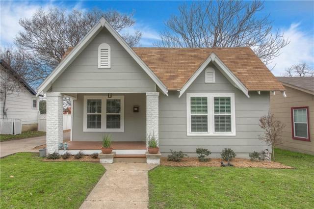 2920 Ryan Avenue, Fort Worth, TX 76110 (MLS #14075030) :: The Hornburg Real Estate Group