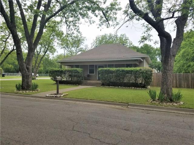 716 Euclid Street, Cleburne, TX 76033 (MLS #14075119) :: NewHomePrograms.com LLC