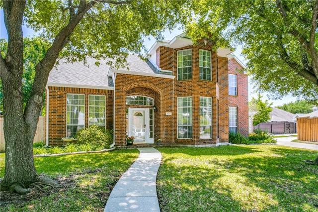 619 Herefordshire Lane, Allen, TX 75002 (MLS #14075134) :: Frankie Arthur Real Estate