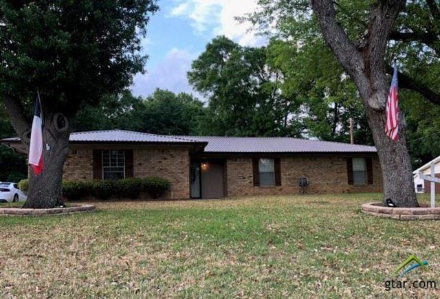 202 Fenton Road, Longview, TX 75604 (MLS #14075233) :: RE/MAX Town & Country