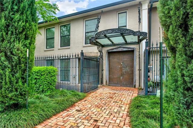 7736 Meadow Road #103, Dallas, TX 75230 (MLS #14075242) :: Van Poole Properties Group