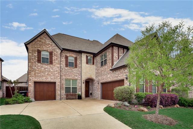 14836 Huffman Lane, Frisco, TX 75035 (MLS #14075286) :: Kimberly Davis & Associates