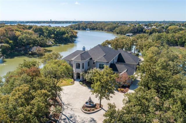 1 Shore Haven Lane, Hickory Creek, TX 75065 (MLS #14075378) :: The Hornburg Real Estate Group