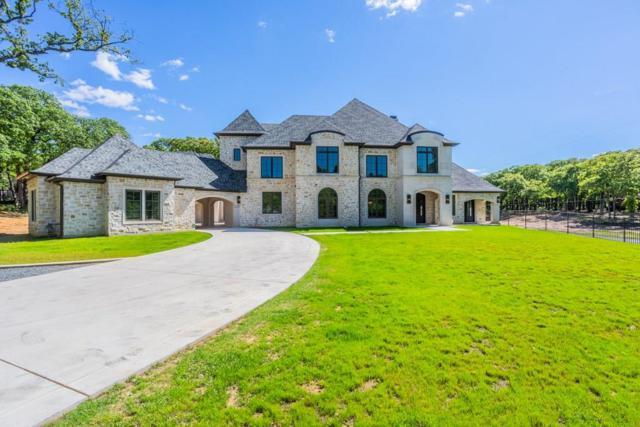1483 Brown Lane, Southlake, TX 76092 (MLS #14075391) :: RE/MAX Town & Country