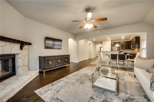812 Bird Creek Drive, Little Elm, TX 75068 (MLS #14075423) :: Kimberly Davis & Associates