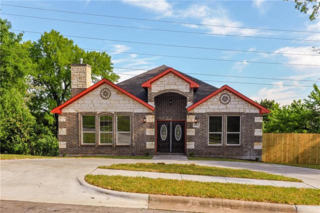 1911 Ebbtide Lane, Dallas, TX 75224 (MLS #14075436) :: The Hornburg Real Estate Group