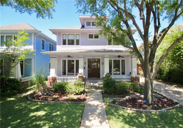 5007 Reiger Avenue, Dallas, TX 75214 (MLS #14075449) :: Robbins Real Estate Group