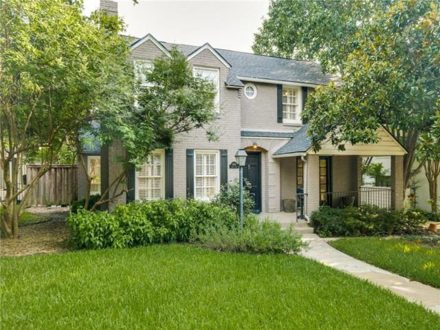 6835 Lorna Lane, Dallas, TX 75214 (MLS #14075451) :: The Heyl Group at Keller Williams