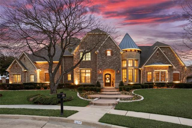 6374 Karens Court, Frisco, TX 75034 (MLS #14075485) :: Kimberly Davis & Associates