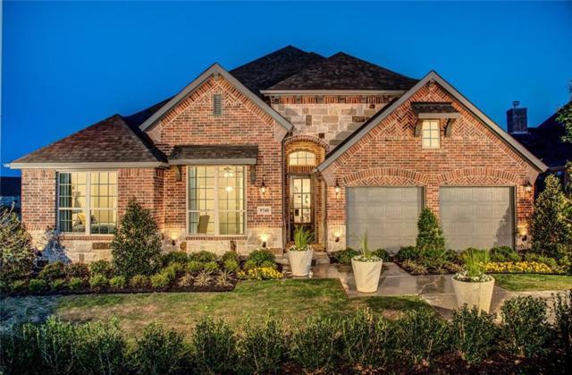 9740 Grouse Ridge Lane, Little Elm, TX 75068 (MLS #14075489) :: NewHomePrograms.com LLC