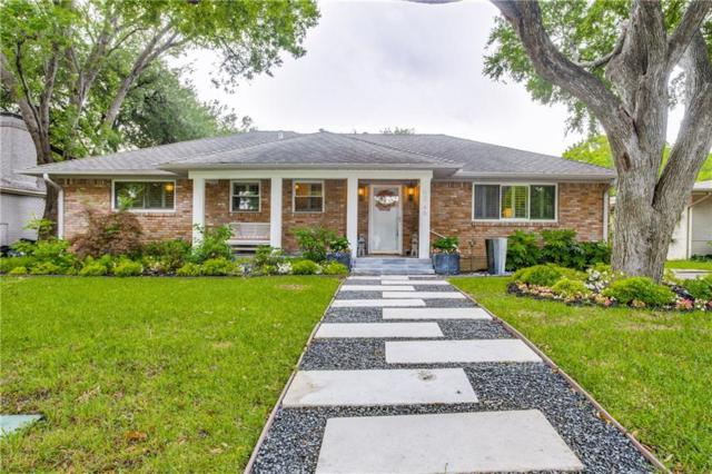 6846 Whitehill Street, Dallas, TX 75231 (MLS #14075503) :: Robbins Real Estate Group