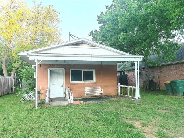 301 S Lakeview Drive, Lake Dallas, TX 75065 (MLS #14075534) :: NewHomePrograms.com LLC
