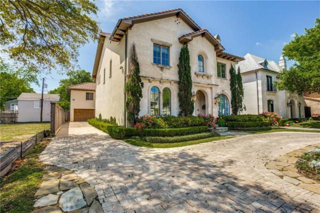 4311 Livingston Avenue, Highland Park, TX 75205 (MLS #14075580) :: Robbins Real Estate Group