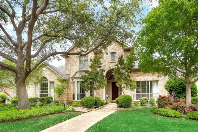 6421 Glenhollow Drive, Plano, TX 75093 (MLS #14075588) :: Kimberly Davis & Associates