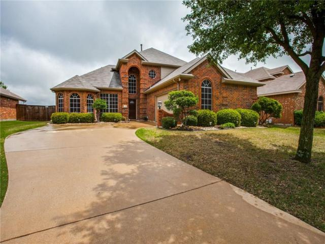 7810 Glenside Drive, Rowlett, TX 75089 (MLS #14075659) :: The Mitchell Group