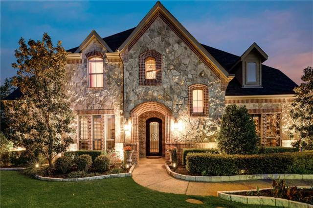 5525 Lake Geneva Court, Flower Mound, TX 75022 (MLS #14075684) :: Real Estate By Design